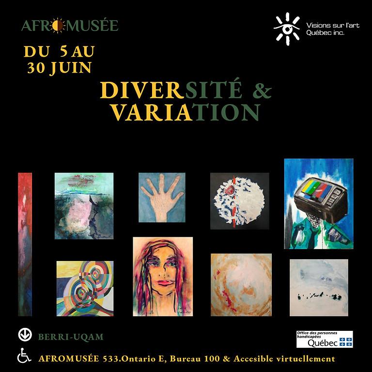 Diversité et Variation : Visions sur l'Art