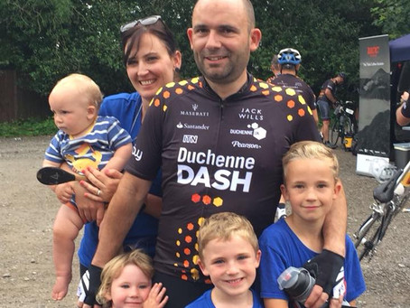 MY FIRST BLOG AS A DUCHENNE FATHER...