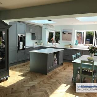 New Kitchen Build Sevenoaks.JPG