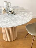 Yuki marble table 02