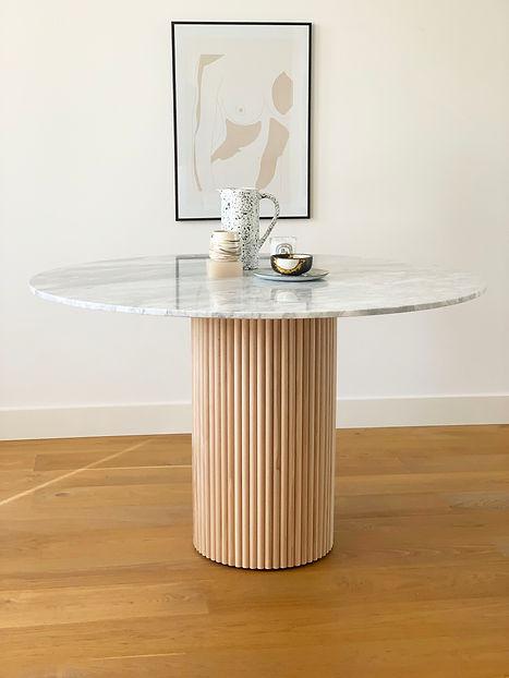 Yuki marble table 01