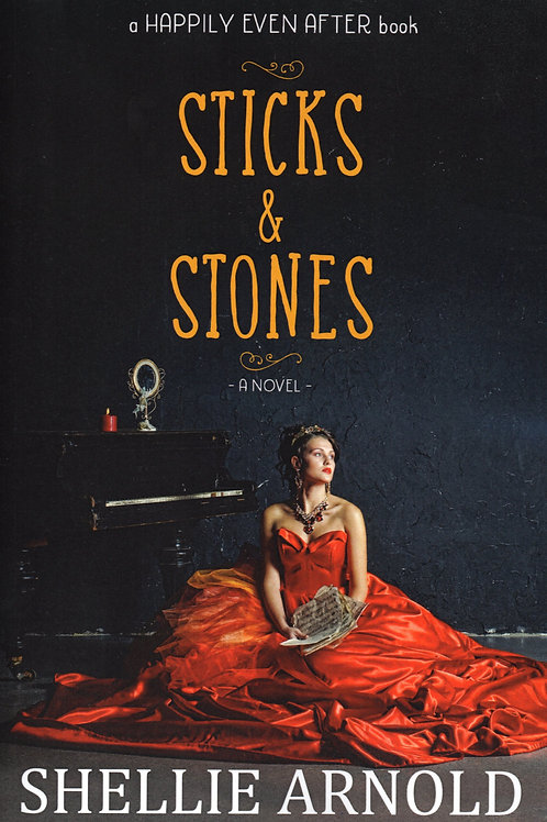 Sticks and Stones (The Barn Church series Book Two)