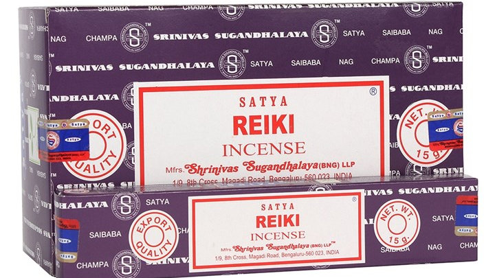 Satya - Reiki Incense Sticks