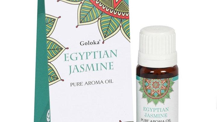 Goloka - Egyptian Jasmine Aroma Oil
