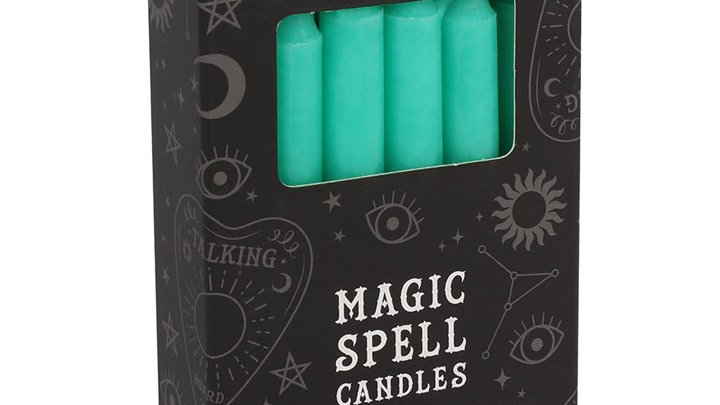 Magic Spell Candles - Green