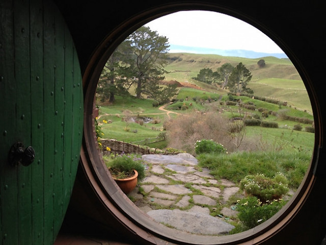 Looking out from a Hobbit hole.jpg