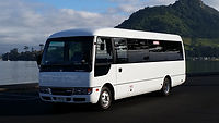 22 Seater mini-bus