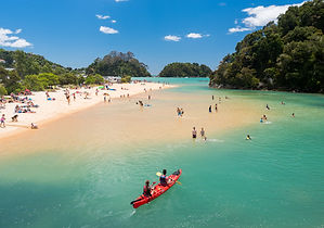 Kaiteriteri Beach Nelson New Zealand