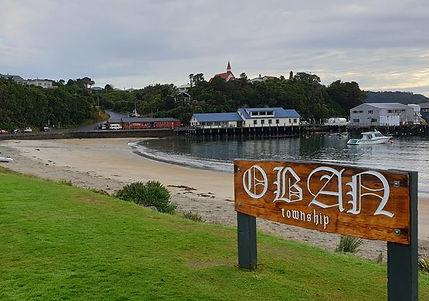 Oban, Stewart Island, New Zealand