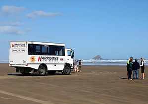 Harrisons Beach Bus