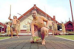 Te Puia Maori Cultural Performance