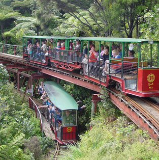 Driving Creek Railway, NZ