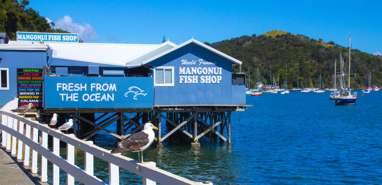 Maungonui Fish and Chips
