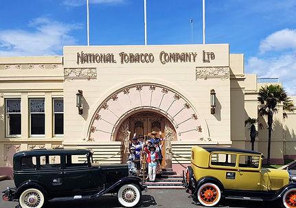 Napier Art Deco City New Zealand