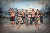 Shore excursion Waiotapu Rotorua