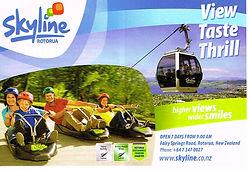 Cruise Tours Tauranga Private Tour - Rotorua Skyline Gondola and Luge