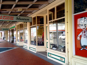 Old storefronts at Opotiki Museum.jpg