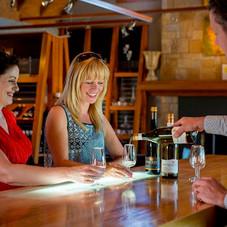 wiapara hills wine tasting couple.jpg
