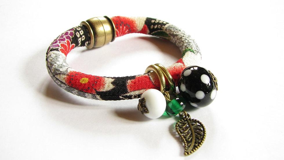 Bracelet Japon noir
