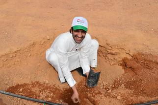 مشاركة د_سلطان النهير المدير التنفيذي ل