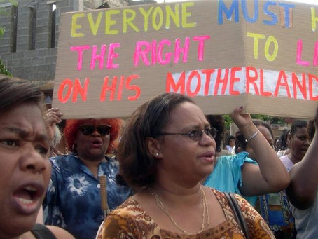 """Biden: Support a """"Rules-Based Order"""" and Let the Chagossians Return!"""