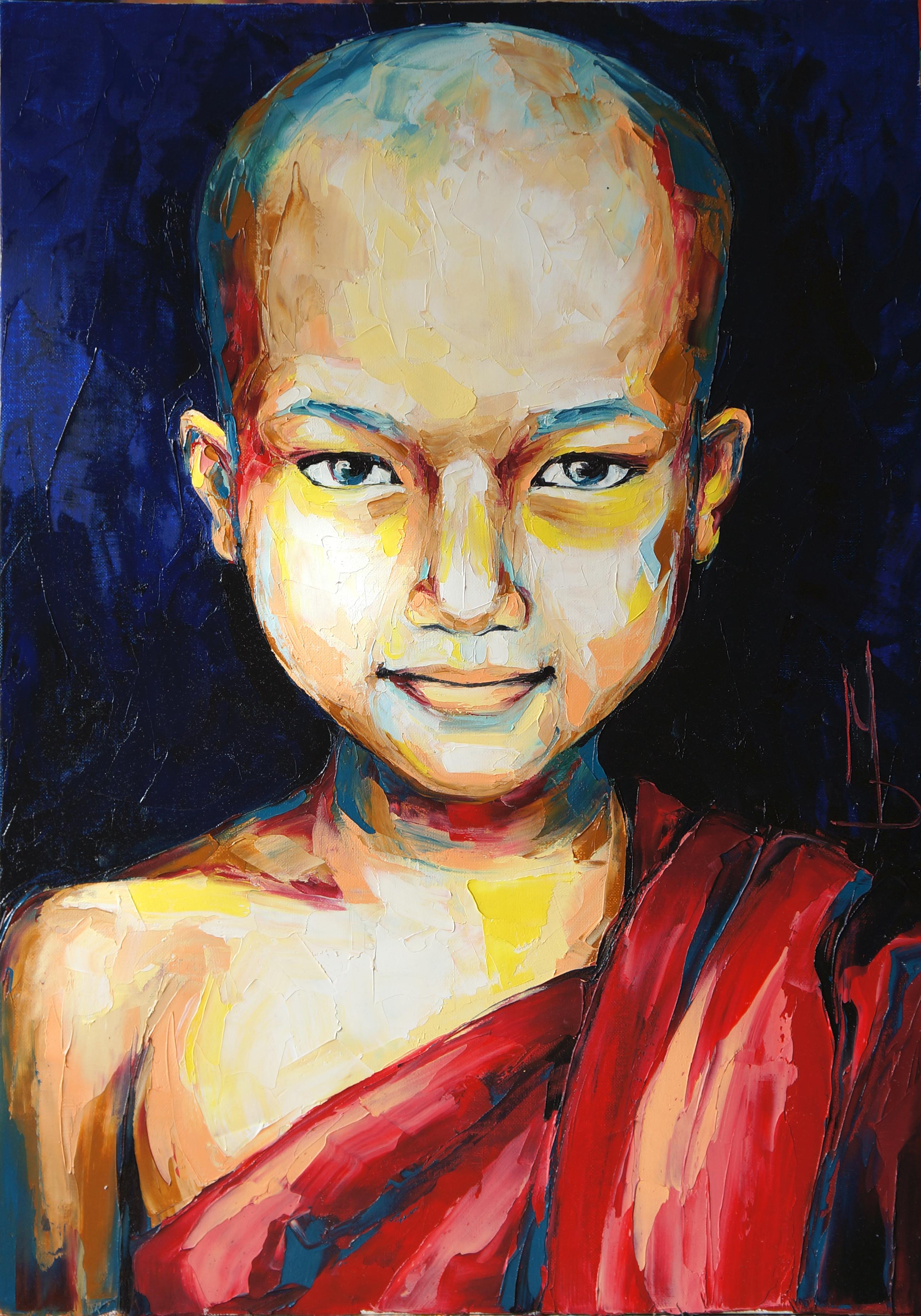 Монах / monk