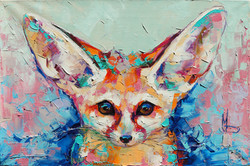 Маленький лис / little fox