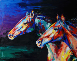 кони / horses