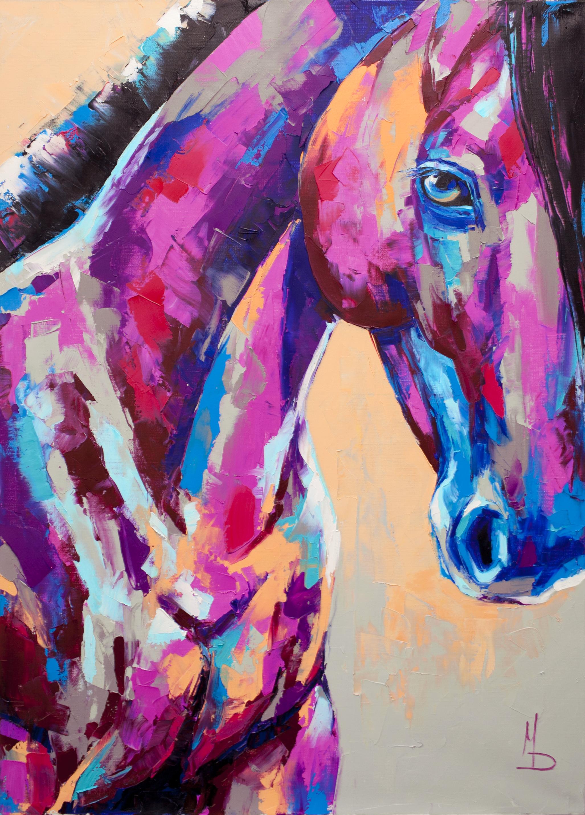 голова коня / horse head