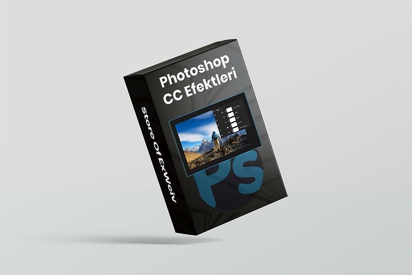 Photoshop CC Efektleri
