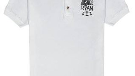 'Justice For Ryan' Polo Shirts