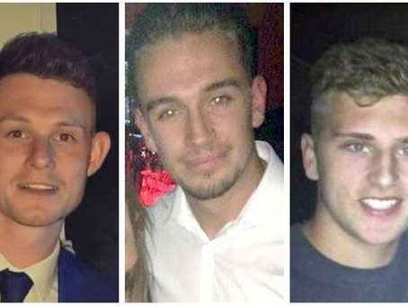 Three innocent young men killed by knives, three families devastated - Now they want your help...