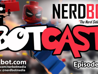 The BotCast Episode  10 - PowerMorphicon, No Man's Sky, Sausage Party, Final Fantasy Kingsglaive