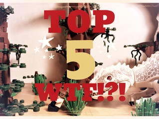 Top 5 WTF LEGO!?! Sets Of 2016