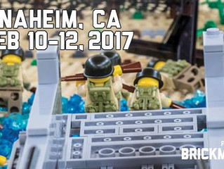 World War Brick 2017 Convention Review