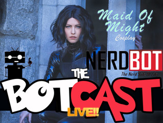 The BotCast Episode 22 - Maid of Might, Cosplay