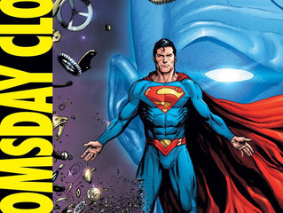 DC's Doomsday Clock Is Ticking...