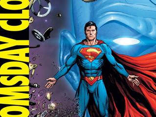 DC's Doomsday Clock Is Ticking...