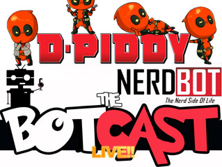 The BotCast Episode 17 - D.Piddy, Youtube, Cosplay