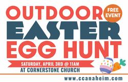 Egg Hunt Outreach