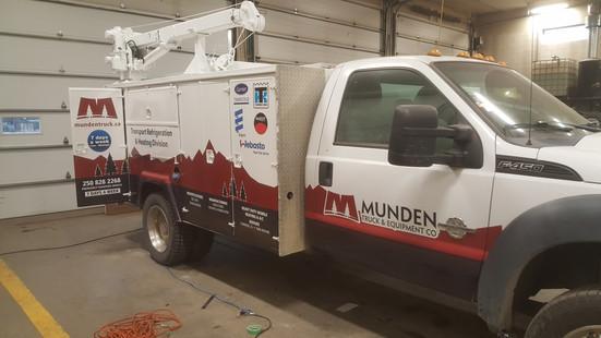 Munden Trucking