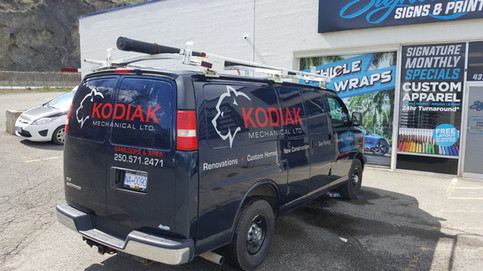 Kodiak Mechanical