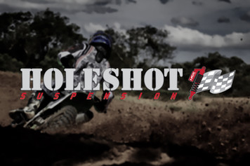 Holeshot suspension