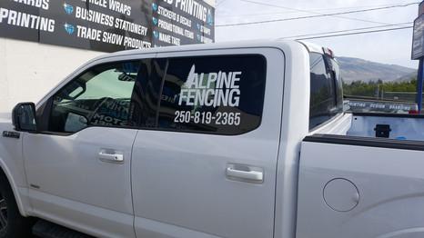 Alpine Fencing