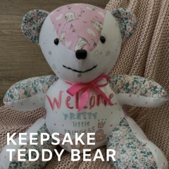 Keepsake Teddy