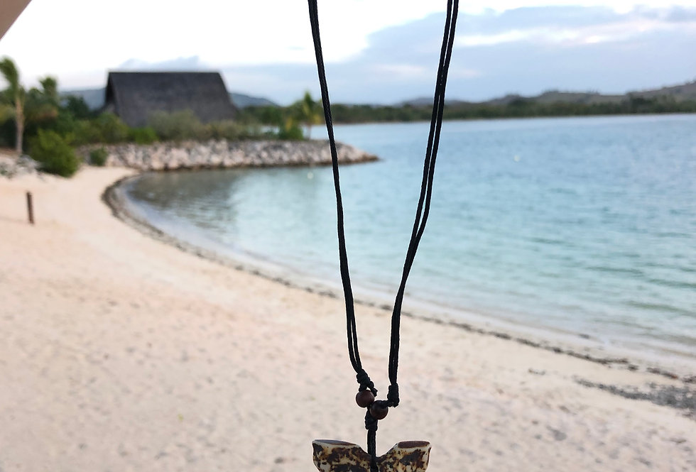 Tiger Shark Tooth Necklace