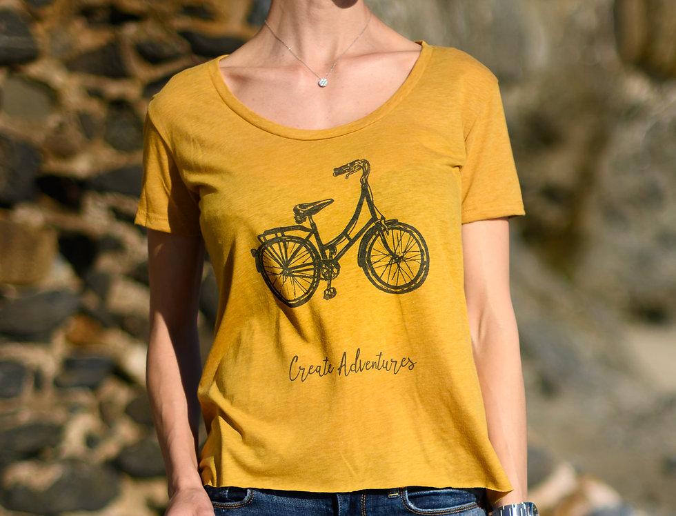 Create Adventures T-shirt