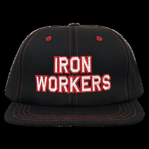 Stacked Logo Snapback Hat