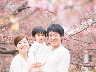 お客様ご紹介 一足早い桜撮影会