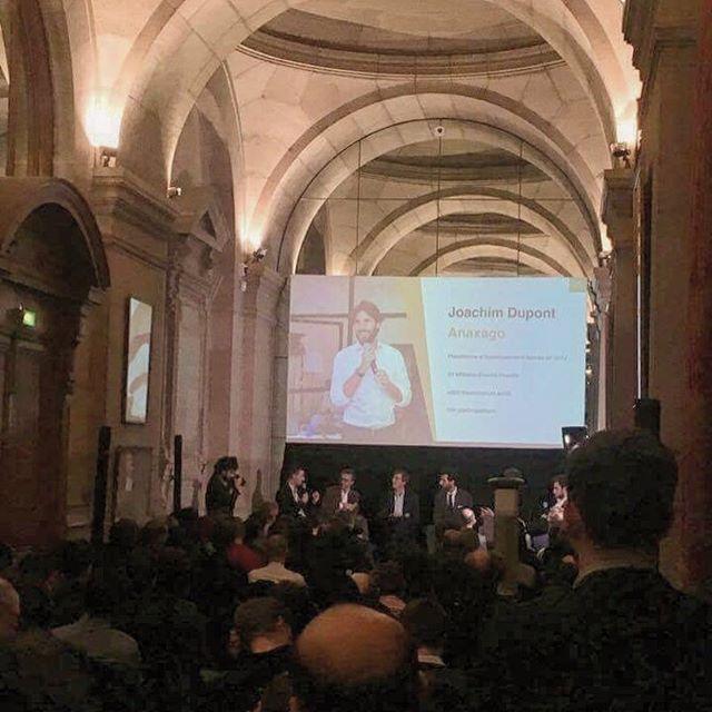 Conférence start-up / Palais Garnier
